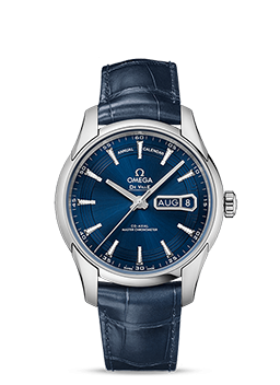 De Ville Hour Vision Omega Co-Axial Master Chronometer Annual Calendar 41 mm - 最小管理単位 433.33.41.22.03.001