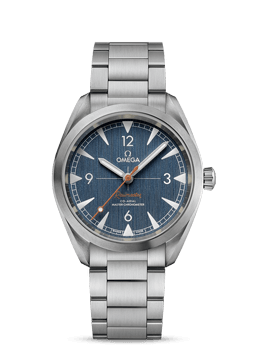 Seamaster Railmaster Omega Co-Axial Master Chronometer 40 mm - 最小管理単位 220.10.40.20.03.001