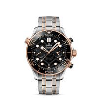 Omega Co-Axial Master Chronometer Chronograph 44 mm - 最小管理単位 210.20.44.51.01.001