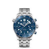 Omega Co-Axial Master Chronometer Chronograph 44 mm - 最小管理単位 210.30.44.51.03.001