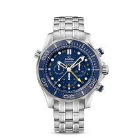 Co-Axial GMT Chronograph 44 mm - 最小管理単位 212.30.44.52.03.001