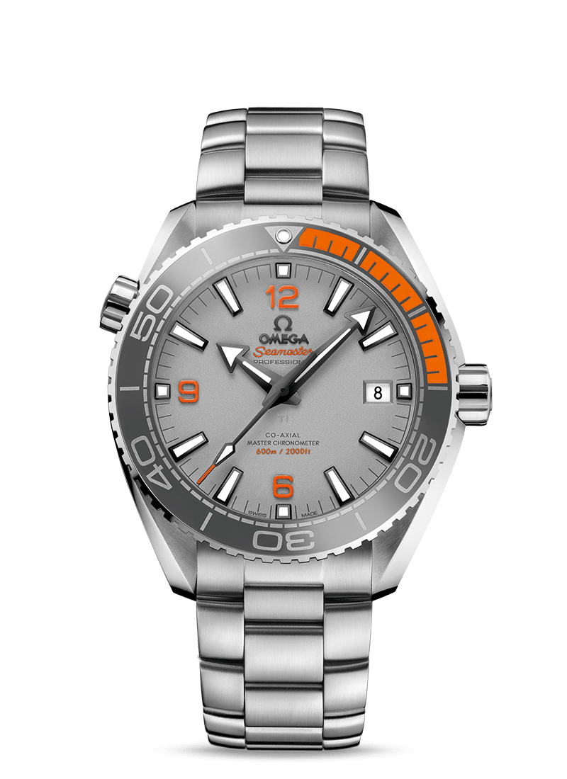 Seamaster Planet Ocean 600M Omega Co-Axial Master Chronometer 43.5 mm - 最小管理単位 215.90.44.21.99.001