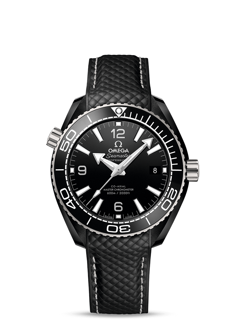Seamaster Planet Ocean 600M Omega Co-Axial Master Chronometer 39.5 mm - 最小管理単位 215.92.40.20.01.001 Watch presentation
