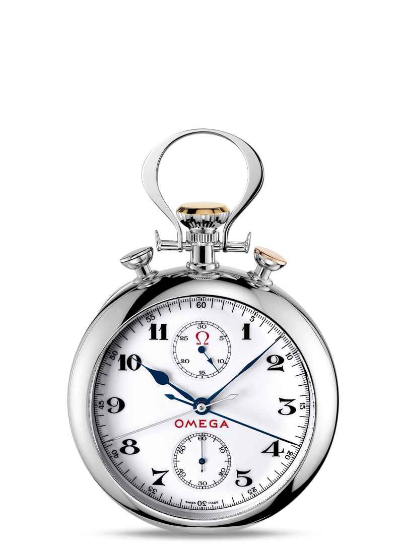 Specialities  Olympic Pocket Watch 1932 - 最小管理単位 5110.20.00 Watch presentation