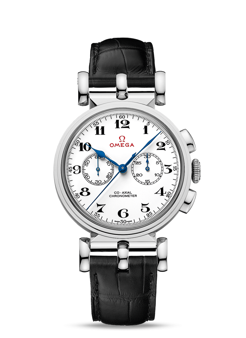 Specialities  Olympic Official Timekeeper - 最小管理単位 522.53.38.50.04.001 Watch presentation