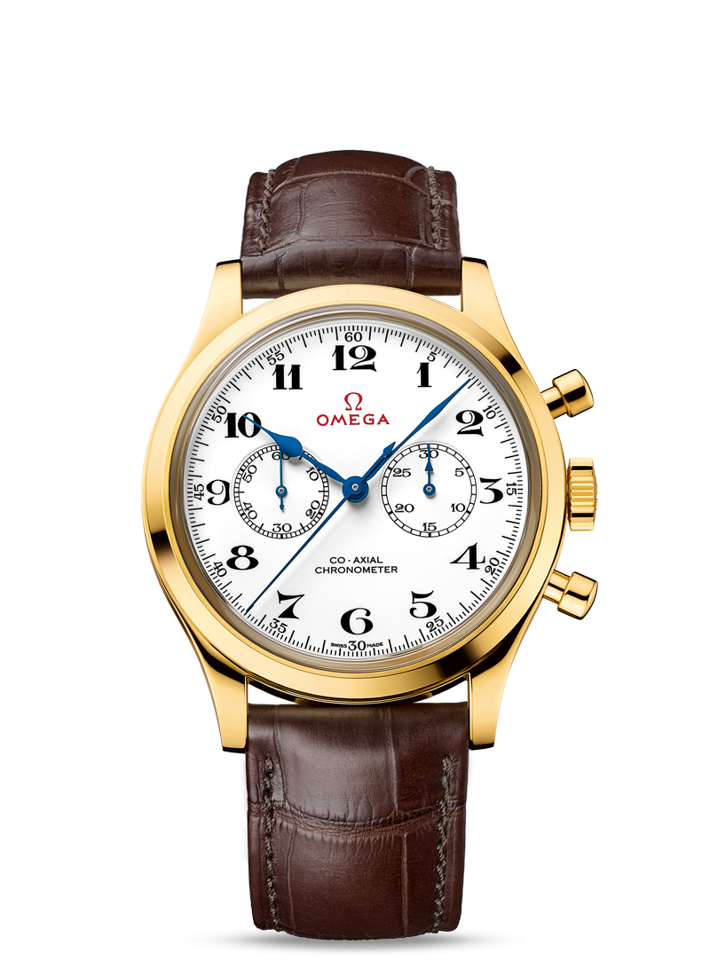 Specialities  Olympic Official Timekeeper - 最小管理単位 522.53.39.50.04.002 Watch presentation