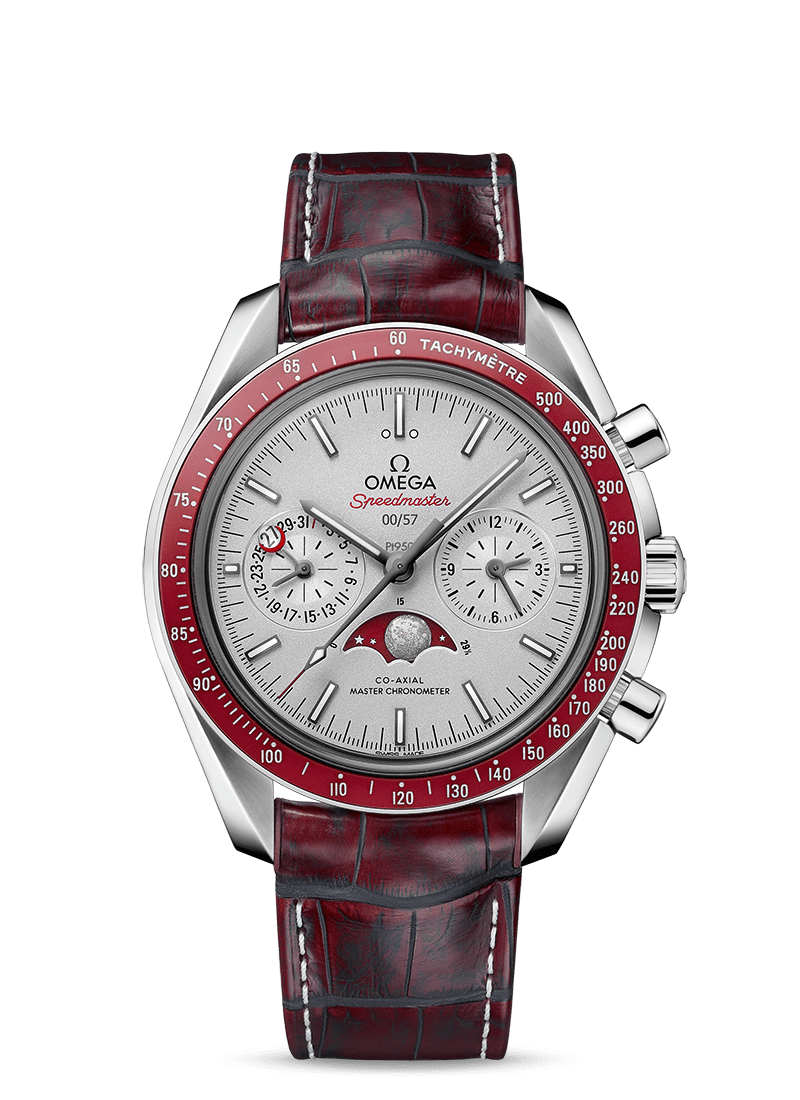 Speedmaster Moonwatch Omega Co-Axial Master Chronometer Moonphase Chronograph 44.25 mm - 最小管理単位 304.93.44.52.99.001