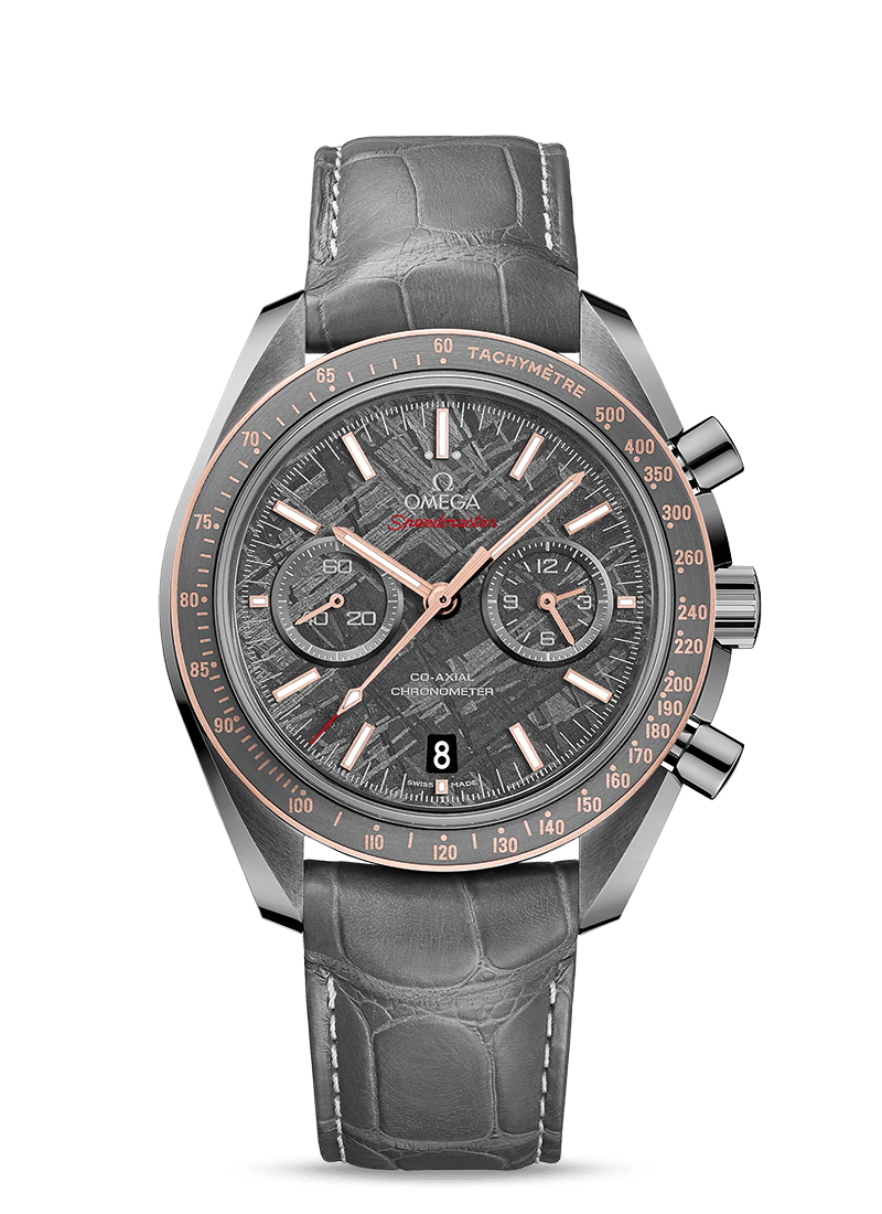 Speedmaster Moonwatch メテオライト - 最小管理単位 311.63.44.51.99.001 Watch presentation