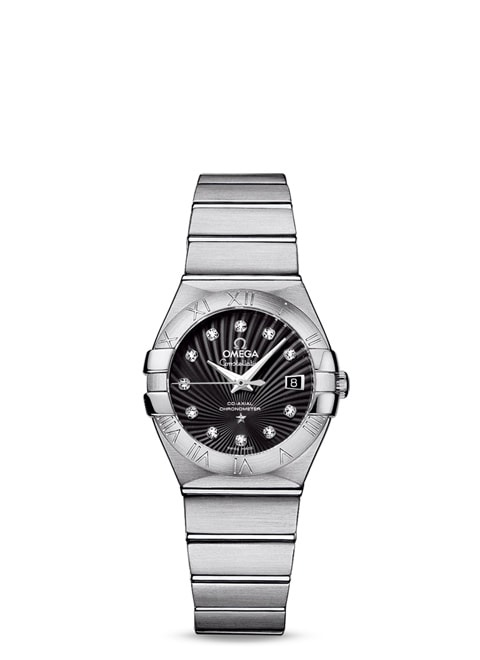 Constellation Omega Co-Axial 27mm - 123.10.27.20.51.001