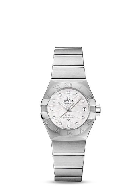 Constellation Omega Co-Axial 27mm - 123.10.27.20.55.002