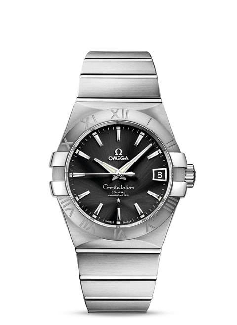 Constellation Omega Co-Axial 38mm - 123.10.38.21.01.001
