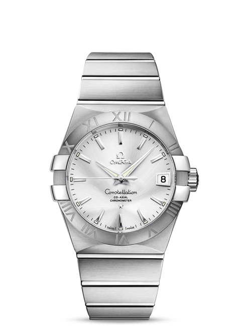 Constellation Omega Co-Axial 38mm - 123.10.38.21.02.001