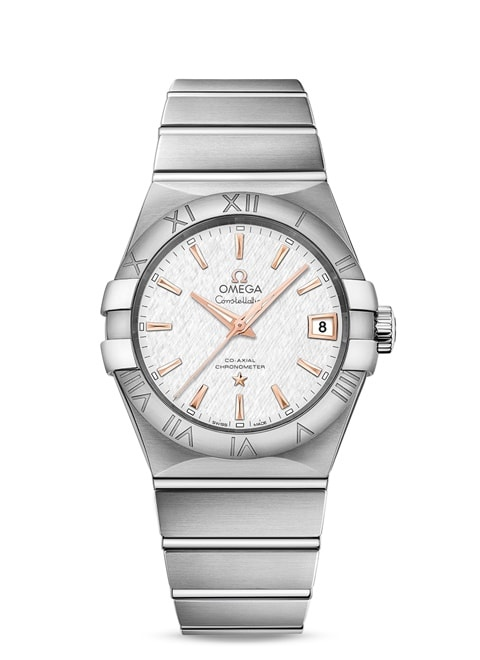 Constellation Omega Co-Axial 38mm - 123.10.38.21.02.002