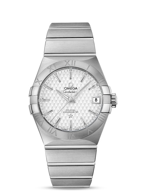 Constellation Omega Co-Axial 38mm - 123.10.38.21.02.003