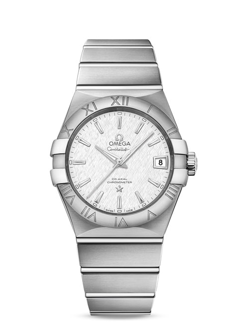 Constellation Omega Co-Axial 38mm - 123.10.38.21.02.004