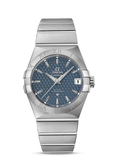 Constellation Omega Co-Axial 38mm - 123.10.38.21.03.001