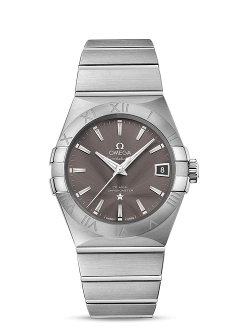 Constellation Omega Co-Axial 38mm - 123.10.38.21.06.001