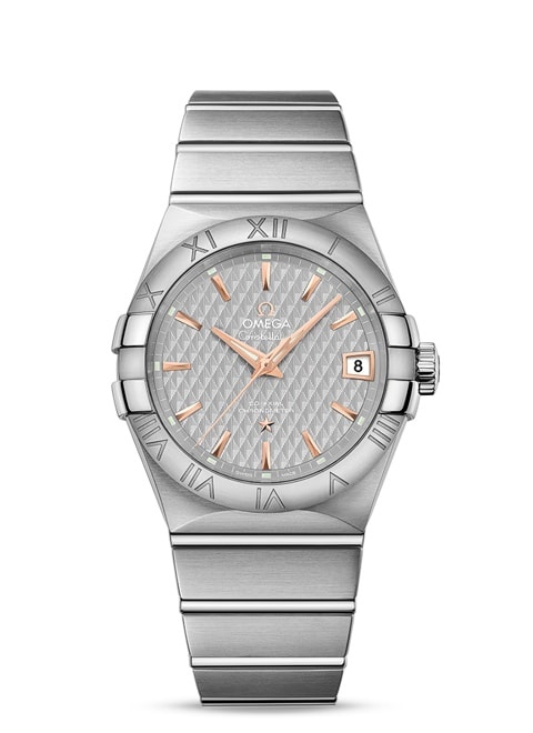 Constellation Omega Co-Axial 38mm - 123.10.38.21.06.002