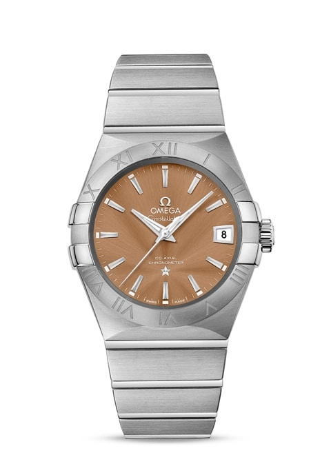 Constellation Omega Co-Axial 38mm - 123.10.38.21.10.001