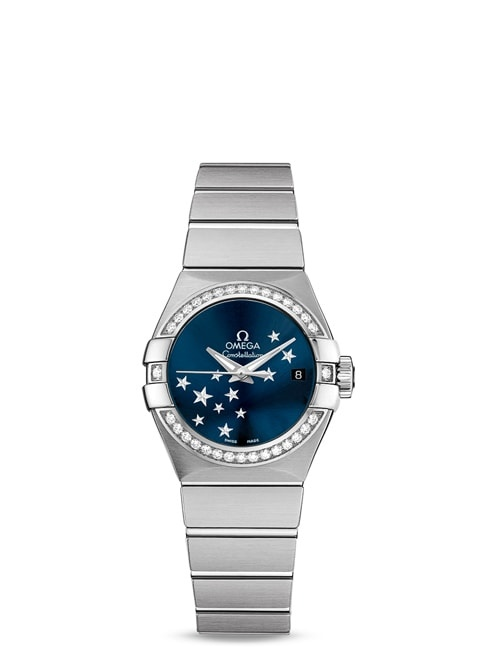 Constellation Omega Co-Axial 27mm - 123.15.27.20.03.001
