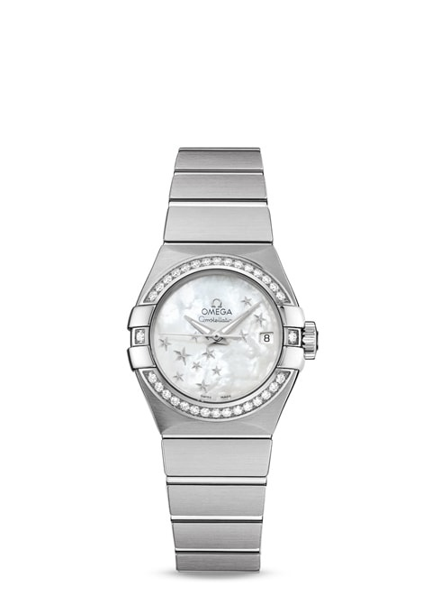 Constellation Omega Co-Axial 27mm - 123.15.27.20.05.001