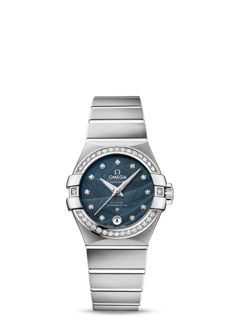 Constellation Omega Co-Axial 27mm - 123.15.27.20.53.001