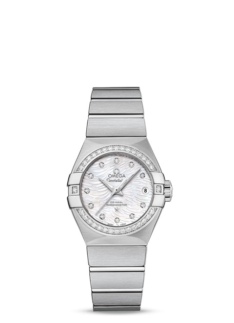 Constellation Omega Co-Axial 27mm - 123.15.27.20.55.003
