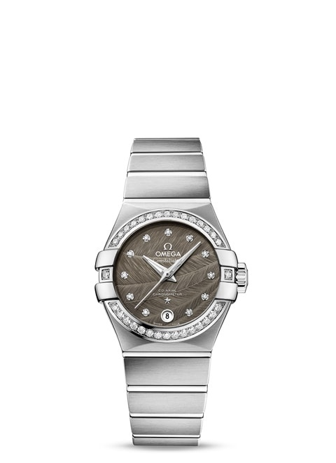 Constellation Omega Co-Axial 27mm - 123.15.27.20.56.001