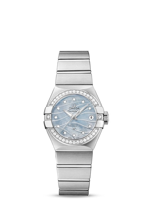 Constellation Omega Co-Axial 27mm - 123.15.27.20.57.001