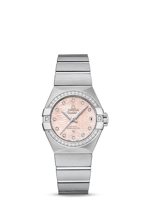 Constellation Omega Co-Axial 27mm - 123.15.27.20.57.002