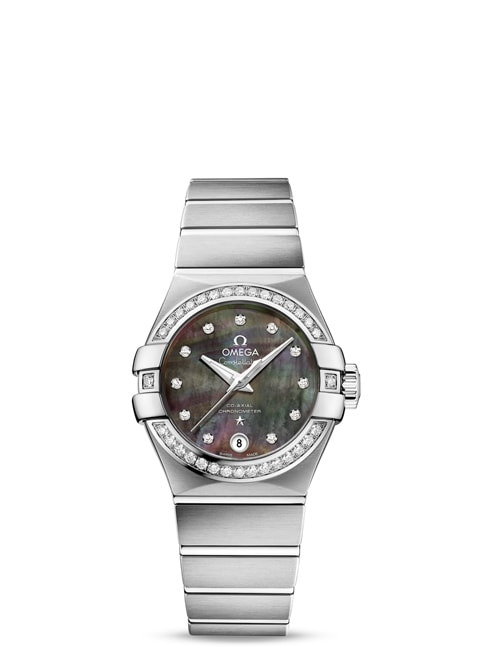 Constellation Omega Co-Axial 27mm - 123.15.27.20.57.003