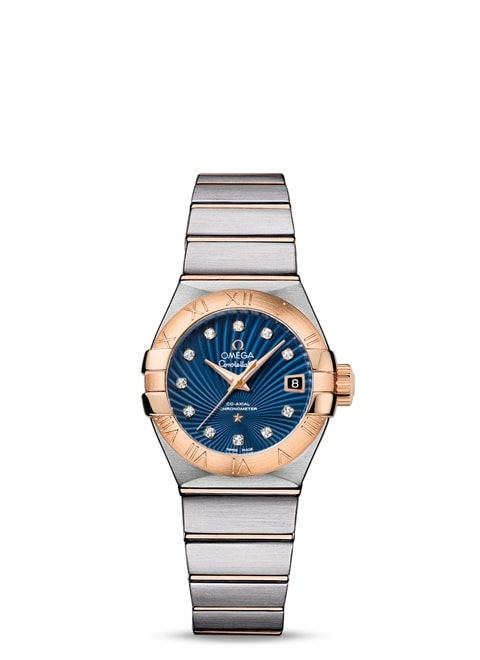 Constellation Omega Co-Axial 27mm - 123.20.27.20.53.001