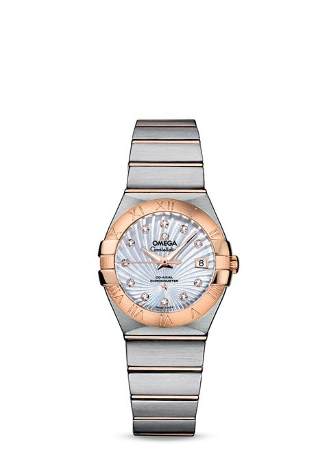 Constellation Omega Co-Axial 27mm - 123.20.27.20.55.001