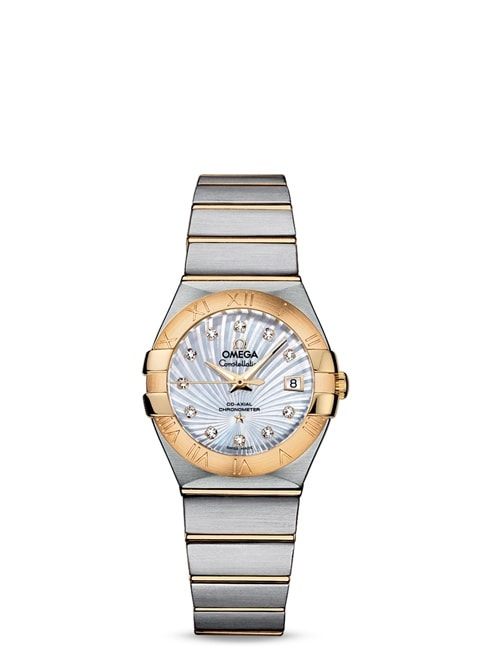 Constellation Omega Co-Axial 27mm - 123.20.27.20.55.002