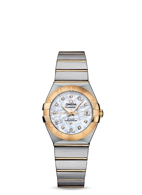 Constellation Omega Co-Axial 27mm - 123.20.27.20.55.003
