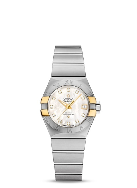 Constellation Omega Co-Axial 27mm - 123.20.27.20.55.005