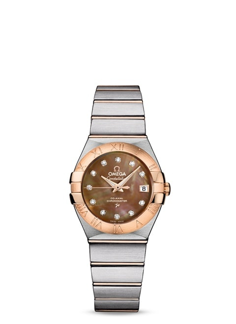 Constellation Omega Co-Axial 27mm - 123.20.27.20.57.001