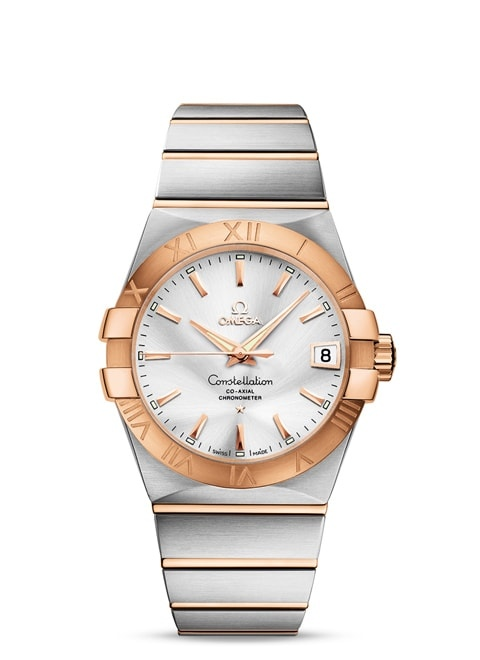 Constellation Omega Co-Axial 38mm - 123.20.38.21.02.001
