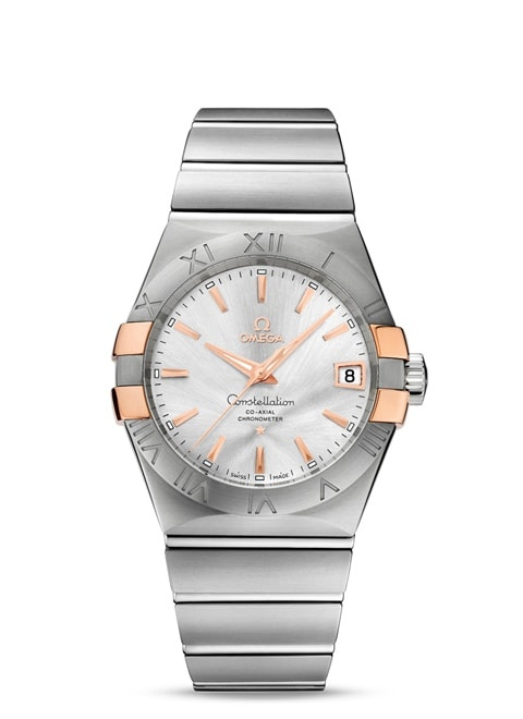 Constellation Omega Co-Axial 38mm - 123.20.38.21.02.004