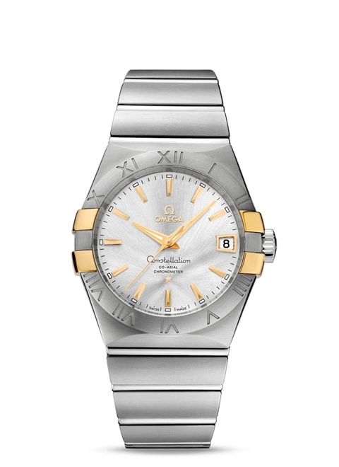 Constellation Omega Co-Axial 38mm - 123.20.38.21.02.005