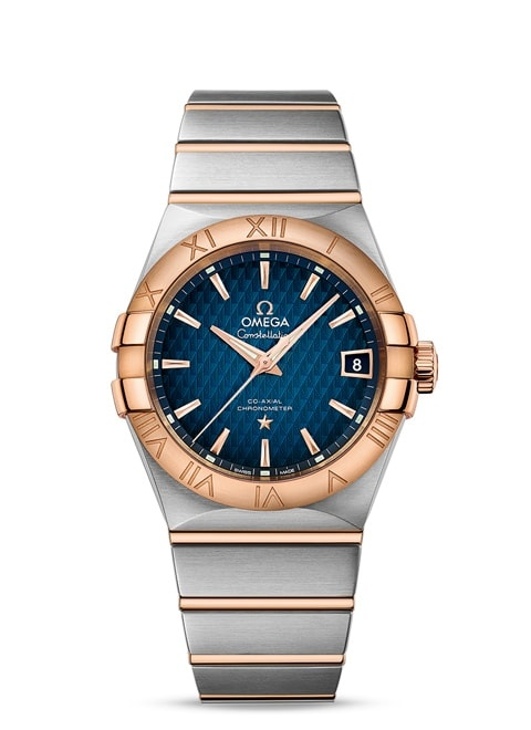 Constellation Omega Co-Axial 38mm - 123.20.38.21.03.001