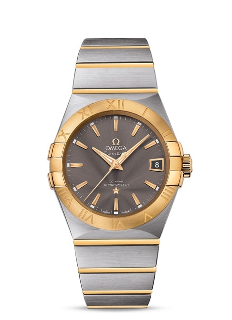 Constellation Omega Co-Axial 38mm - 123.20.38.21.06.001