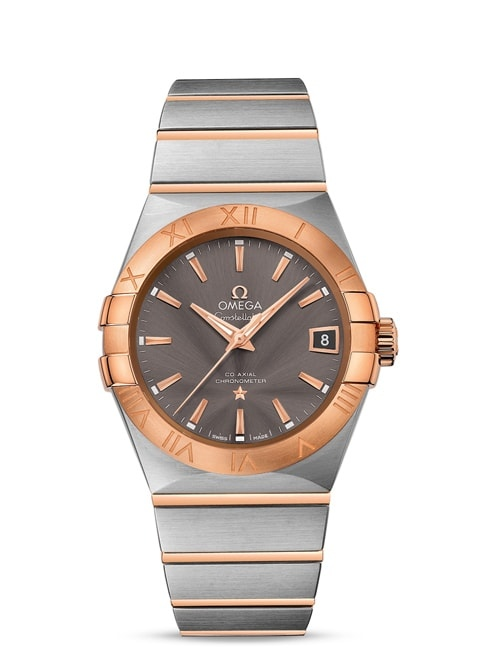 Constellation Omega Co-Axial 38mm - 123.20.38.21.06.002