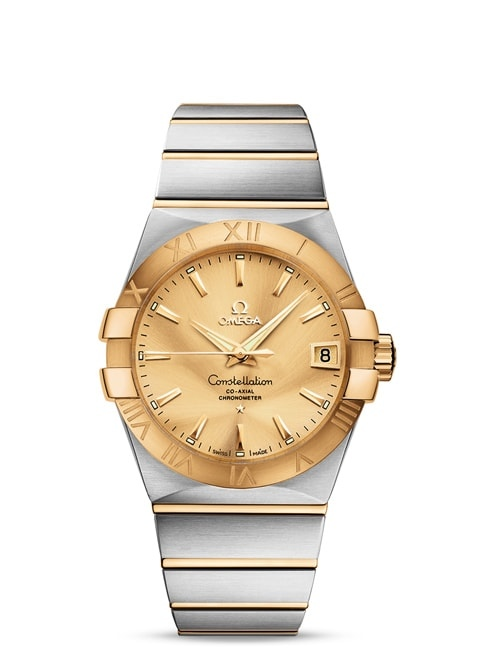 Constellation Omega Co-Axial 38mm - 123.20.38.21.08.001