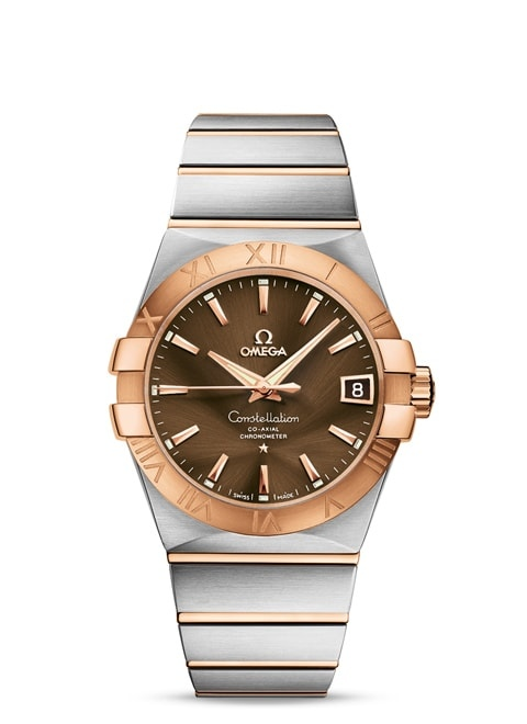 Constellation Omega Co-Axial 38mm - 123.20.38.21.13.001