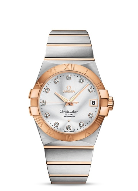 Constellation Omega Co-Axial 38mm - 123.20.38.21.52.001