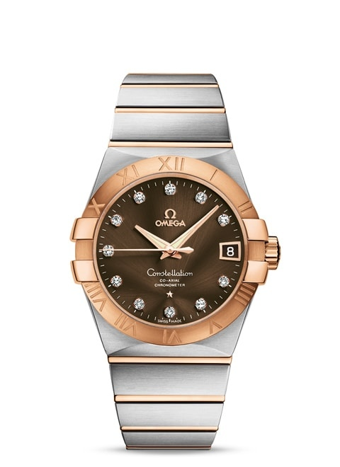 Constellation Omega Co-Axial 38mm - 123.20.38.21.63.001