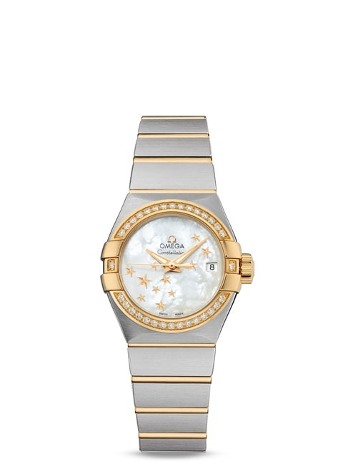 Constellation Omega Co-Axial 27mm - 123.25.27.20.05.001