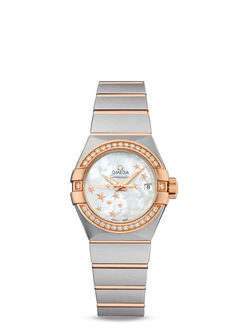 Constellation Omega Co-Axial 27mm - 123.25.27.20.05.002