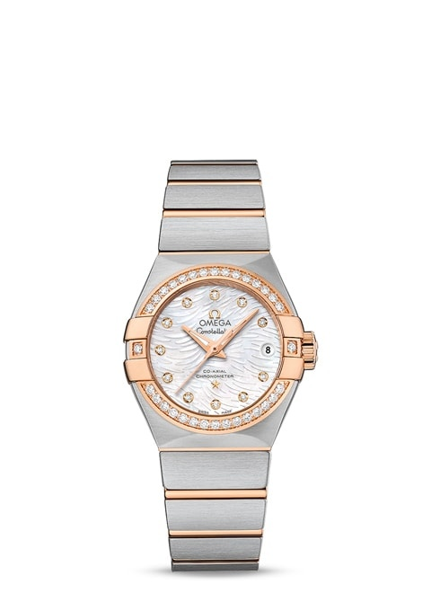Constellation Omega Co-Axial 27mm - 123.25.27.20.55.006